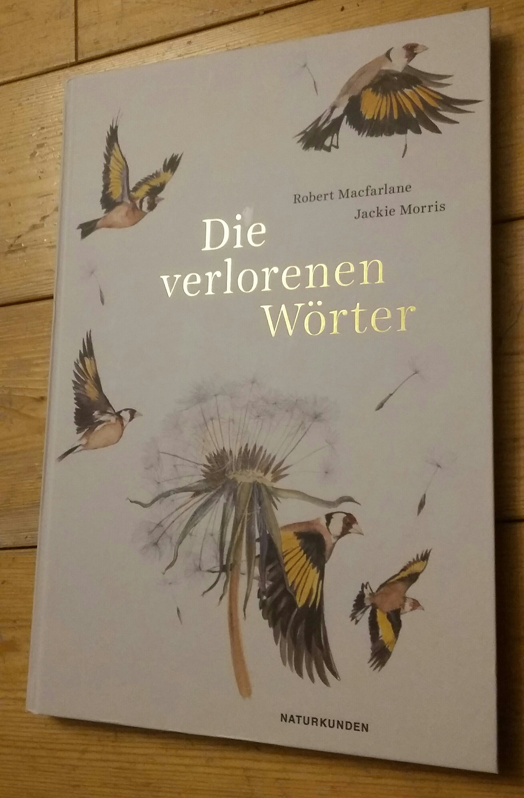 Buchempfehlung; The Lost Words Mehr im Beitrag