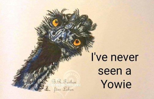 Emu A5 ohne Schrift