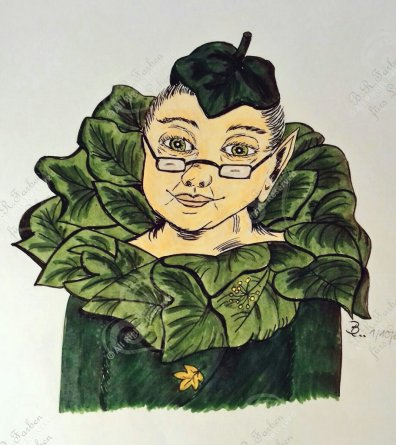 Efeu Elfe